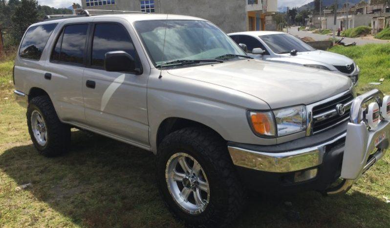 Usados: Toyota 4runner 2000 en Quetzaltenango, Guatemala full