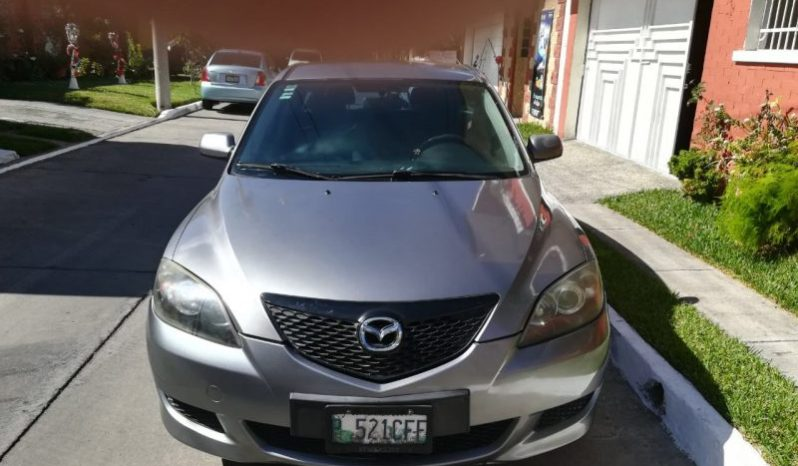 Mazda Mazda3 2005 usado ubicado en Zona 12, Guatemala Mazda3 de Agencia, Mecánico super económico con Motor 1.6, en buenas condiciones bolsas de aire intactas, AC, Aros, Vidrios y retrovisores eléctricos, papeles en orden y cero multas.