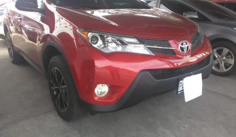 Usados: Toyota Rav4 2014 en Guatemala