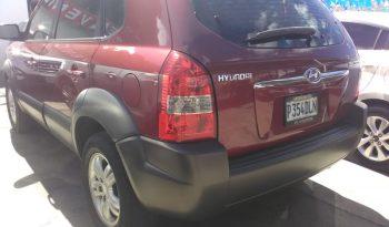 Usados: Hyundai Tucson 2008 en Guatemala full