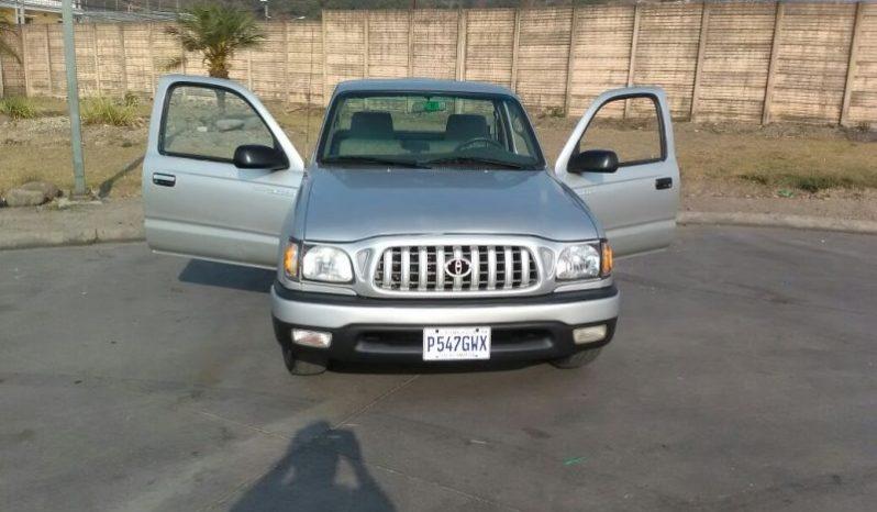Usados: Toyota Tacoma 2003 en Guatemala full