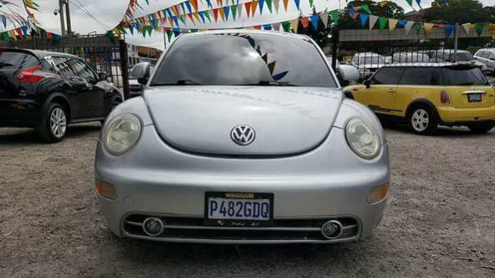 Usados: Volkswagen New Beetle 2000 en Guatemala
