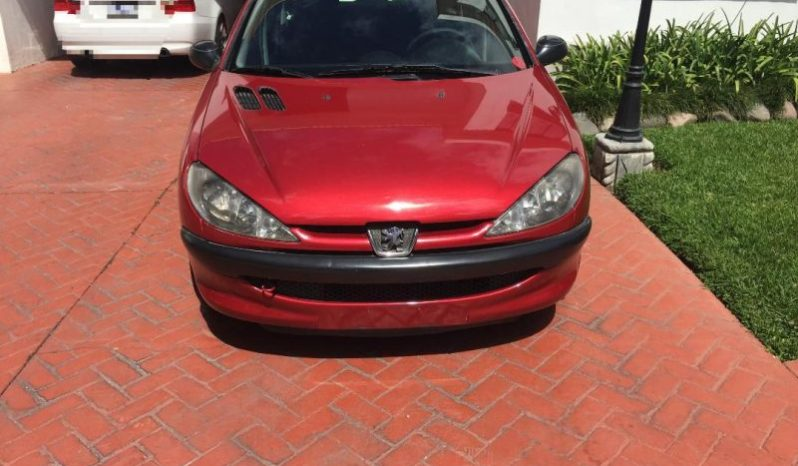 Peugeot 206 2004 de agencia en Guatemala En venta Peugeot 206 del año 2004 muy bien cuidado de agencia nunca chocado Color Rojo Fuego de caja manual con aire acondicionado de 4 puertas excelentes condiciones tanto por fuera como por dentro el motor a toda prueba pidiendo Q21,000.00 negociable.