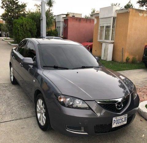 Mazda Mazda3 2008 usado ubicado en Carros Guatemala MAZDA MODELO 2008, VIDRIOS Y RETROVISORES ELECTRICOS, LLANTAS EN BUEN ESTADO LLAME AL 5698-8119