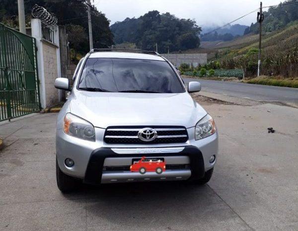 Usados: Toyota Rav4 2008 en Quetzaltenango, Guatemala full