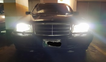 Mercedes Benz 190e 2000 full