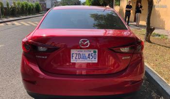 Mazda Mazda3 2016 full