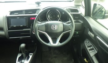 Honda Fit 2017 full