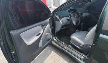 Toyota Echo 2001 full