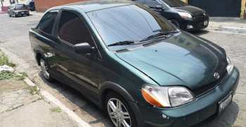 Automovil Toyota Echo 2001, automático, motor 1,500, perfecto estado. 2 puertas, A/C, B/A, timón hidráulico, alarma. cerradura central, papeleria en orden. Q.20,000.00 más traspaso inmediato a cargo del comprador.. TEL. 5985-5574 Documentos en regla, Overhaul reciente