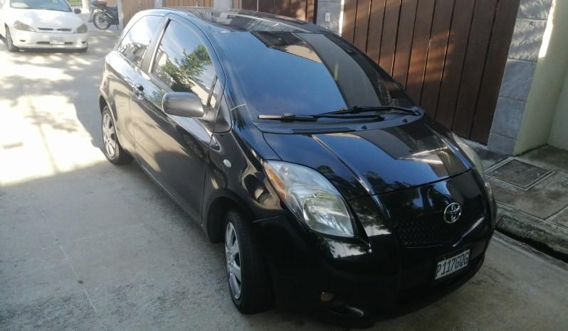 Toyota Yaris 2007. El carro está en excelentes condiciones, económico y sus servicios al día.