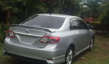 Usados: Toyota Corolla 2013 recién importado, como nuevo, full extras full
