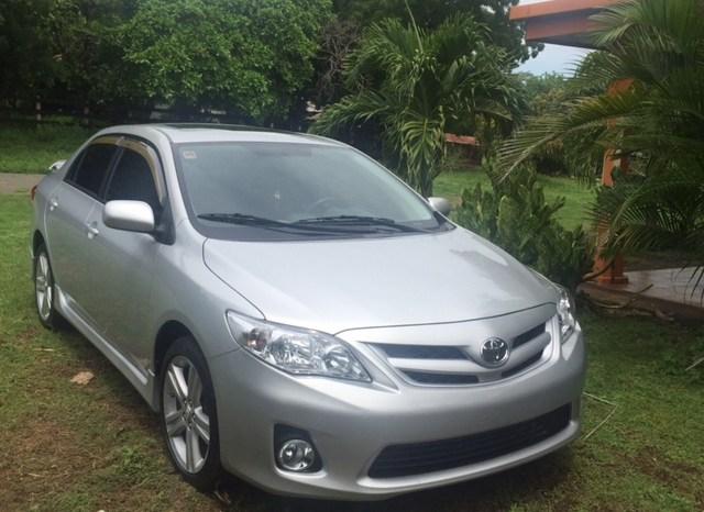 Usados: Toyota Corolla 2013 recién importado, como nuevo, full extras