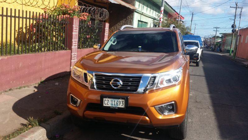 Usados: Nissan Frontier 2016 doble embrague 4×4