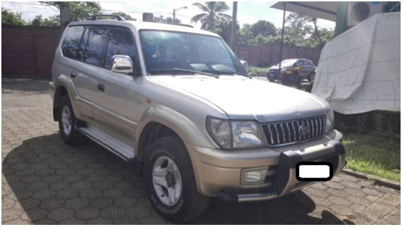Usados: Toyota Land Cruiser 2000, camioneta en excelentes condiciones full