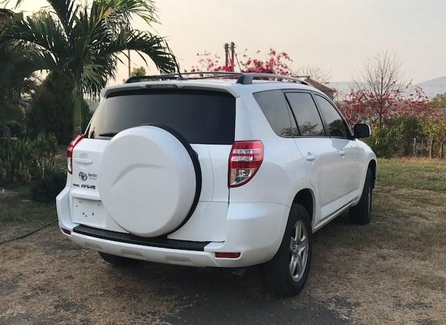 Usados: Toyota Rav4 2010 recién importada