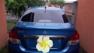 Usados: Nissan Mirage G4 2016 en Managua full