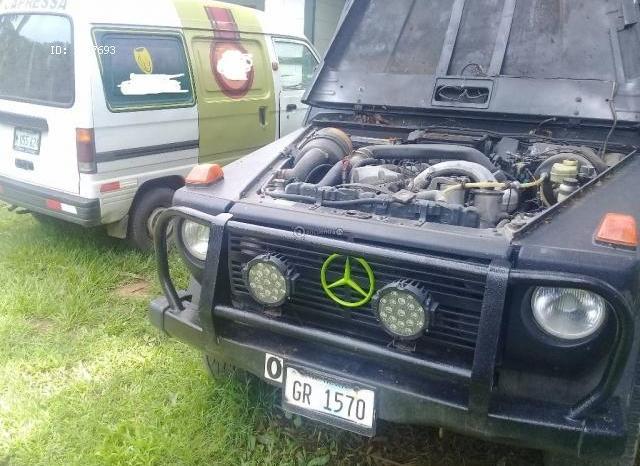Usados: Mercedes Benz H3 1999 en Carazo
