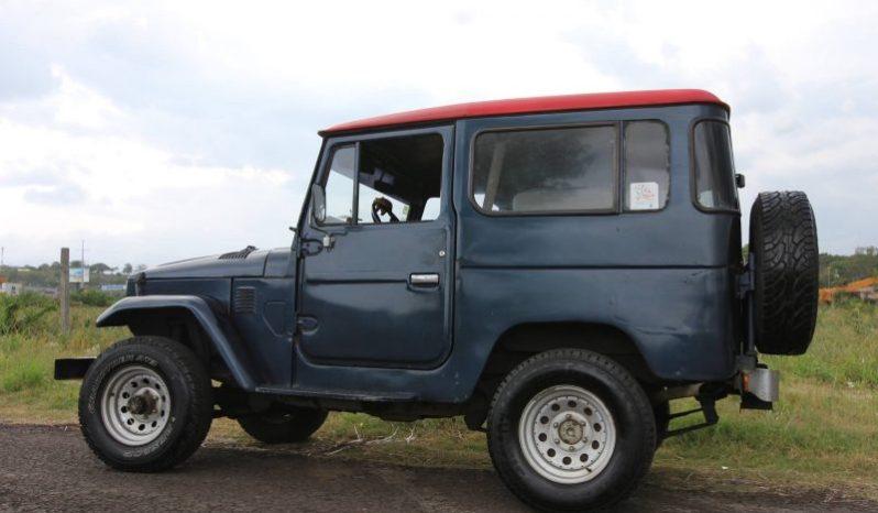 Usados: Toyota Land Cruiser Jeep BJ40 1984 en Mateare, Managua Jeep BJ40. Todo terreno. Los últimos 15 años estuvo en Managua o en otros espacios urbanos. El motor está en un muy buen estado.