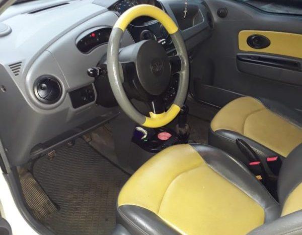 Chevrolet Spark 2005 usado ubicado en Managua, Nicaragua Un solo dueño. Precio Negociable.