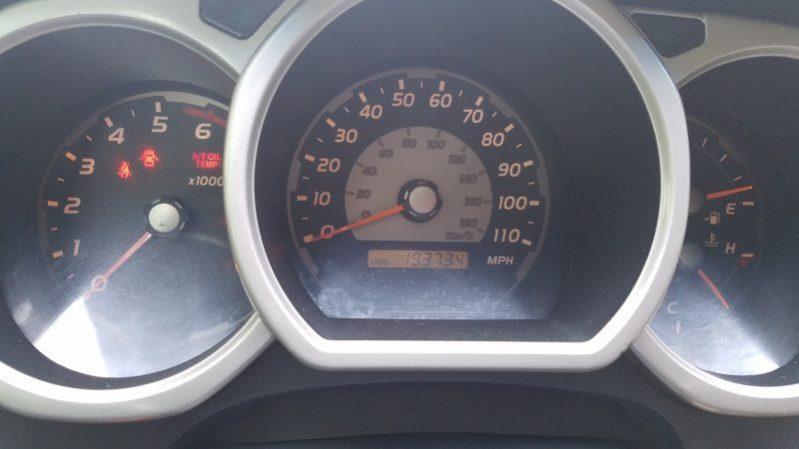 Toyota 4runner 2004 usado ubicado en León, Nicaragua Toyota 4runner 2004, llantas delanteras nuevas, traseras media vida, Precio negociable