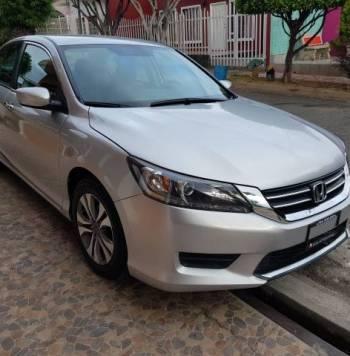 Honda Accord 2015 💥Se acepta carro mas vuelto ami favor 🚗✔ *Honda Accord sport *Año 2015 *Transmicion automatica *Motor 2.4 con sistema eco *4 cilindros