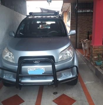 Daihatsu Terios 2007 Se vende Daihatsu Terios, 4X4 2007, en prefecto estado mecanico. Aire Acondicionado, Rines de lujo, Canastera, Mataburro, Ventanas eléctricas,