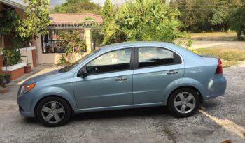 Usados: Chevrolet Aveo 2012 en Panamá full
