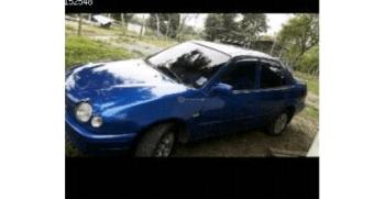 Toyota Corolla 1999 usado ubicado en Chiriquí, Panamá Contacteme al 68072099 o 62977908