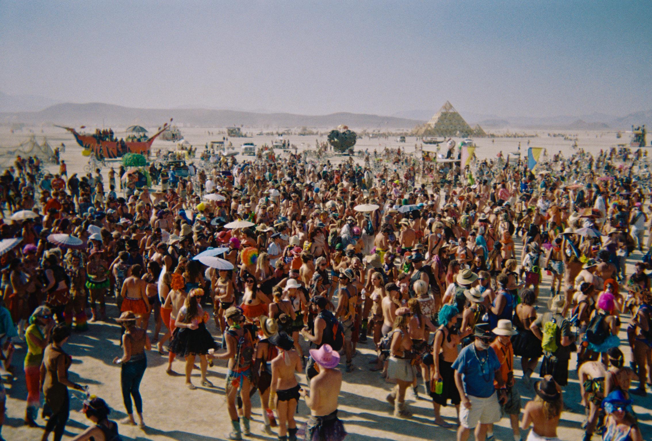 Magic of Burning Man
