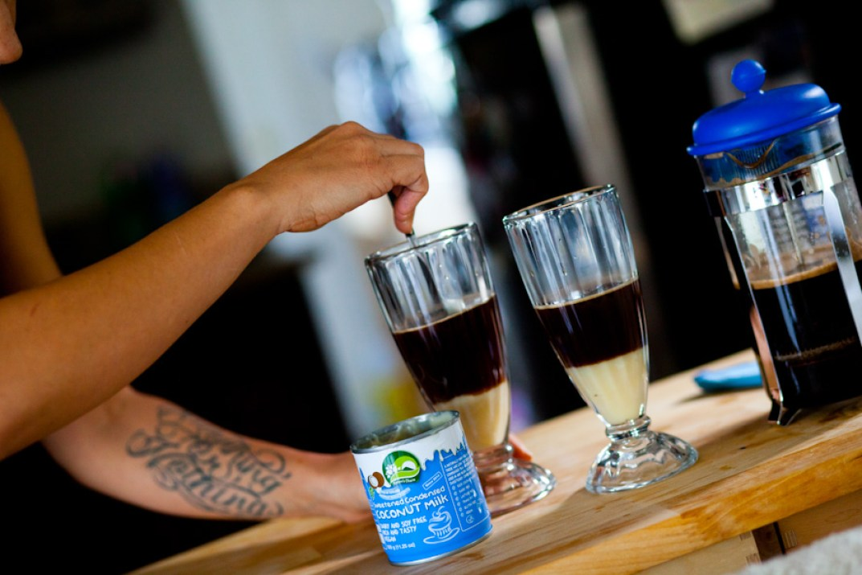 dairy-free vietnamese iced coffee
