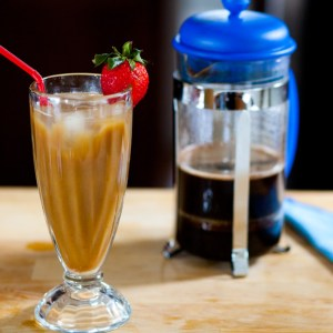 Dairy-free Vietnamese-Style Iced Coffee