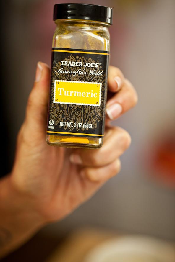 Golden Milk Turmeric Smoothie