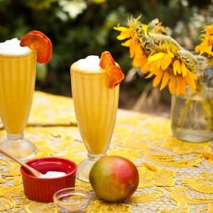 Golden Milk Tumeric Smoothie