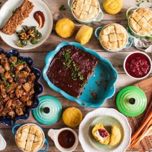 The Ultimate Vegan Thanksgiving Feast