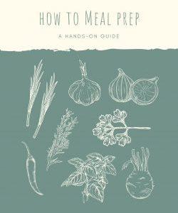 Meal-Prep eBook