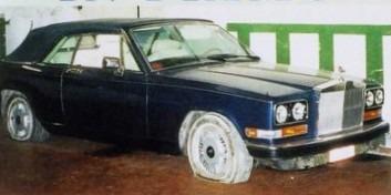 Rolls Royce – Camargue Pininfarina
