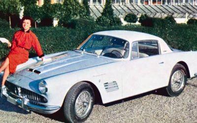 Maserati – 3500 GT Allemano
