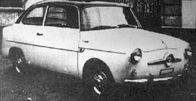 Fiat – 600 Accossato