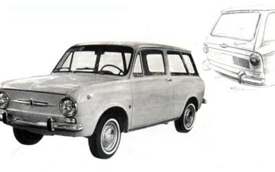Fiat – 850 Belvedere