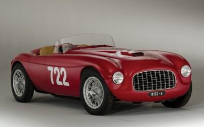 Ferrari – 166 Inter Spyder Corsa