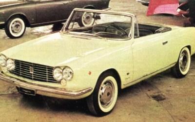 Fiat – 1500 Cabriolet Allemano