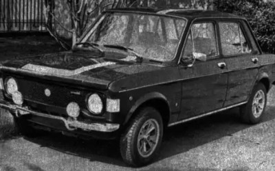 Fiat – 128 FL 3/SS