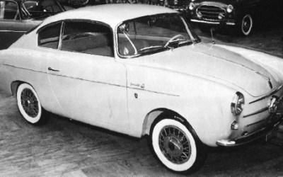 Fiat – 600 Coupé Allemano