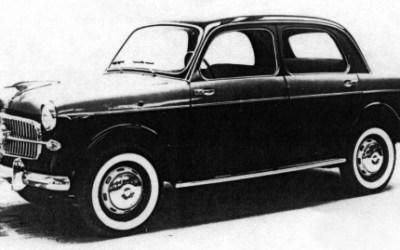 Fiat – 1100 Special Canta