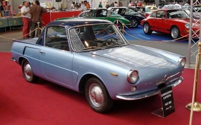 Fiat – 600 Coupé Caprera