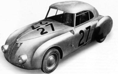 Siata – 1100 Berlinetta Sport
