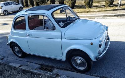 Fiat – 500 Caprera