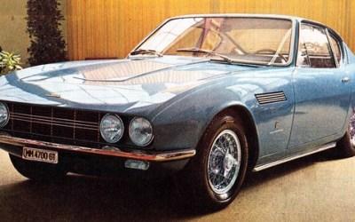 Meccanica Maniero – GT 4700