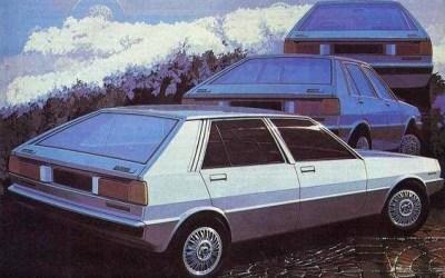 Lancia – Delta